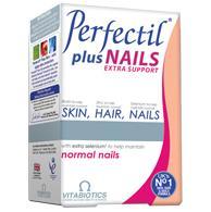 Vitabiotics Perfectil Plus Nails Συμβάλλουν Στο Σχηματισμό Των Νυχιών 60caps