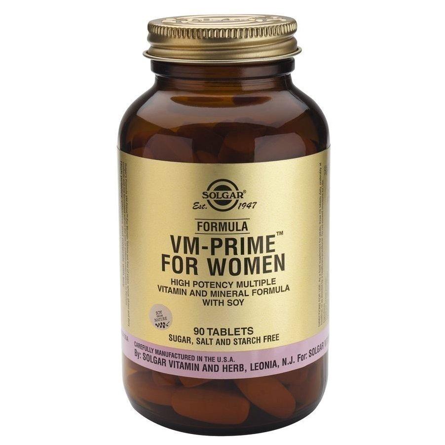 Solgar Folmula VM-Prime for Women 90 tablets