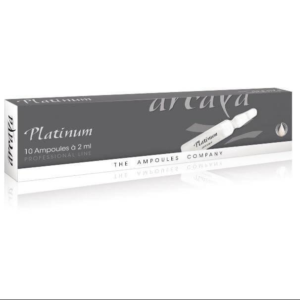Arcaya Platinum Ampoules Σύσφιξη και Ελαστικότητα 10x2ml