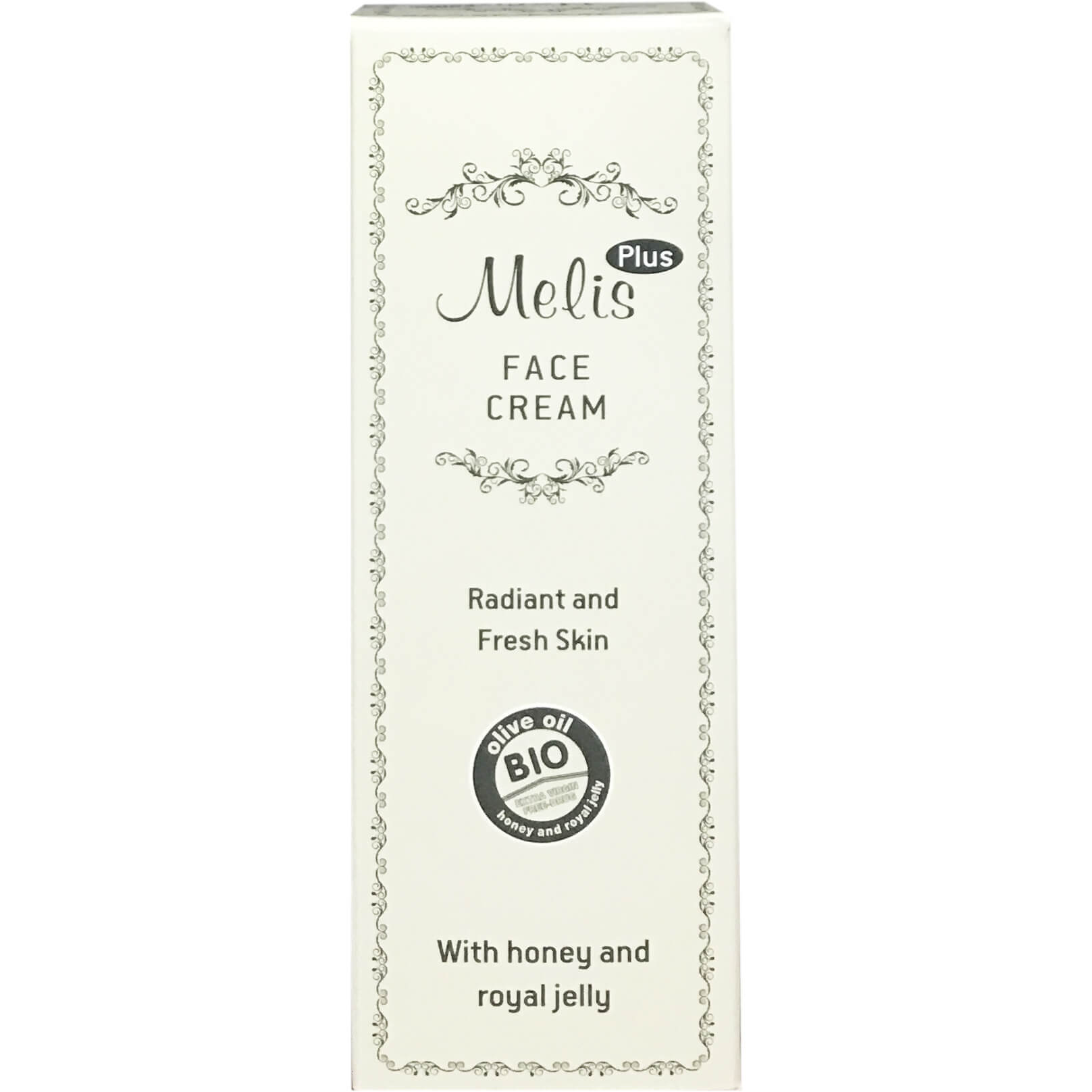 Melis Plus Day & Night Cream 24η Κρέμα Προσώπου Θρέψης, Αντιγήρανσης με Μέλι και Βασιλικό Πολτό 50ml