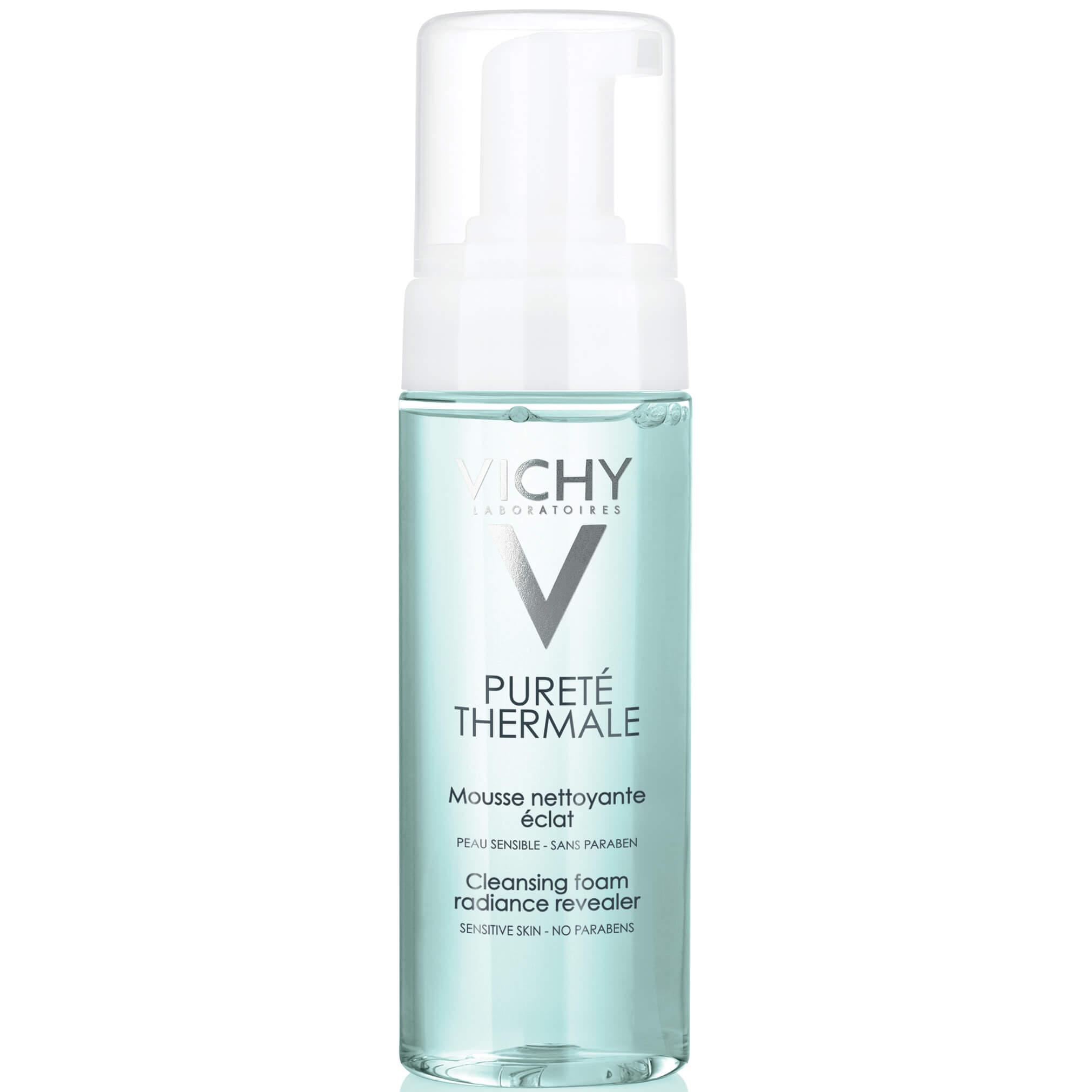 Vichy Purete Thermale Eau Moussante Nettoyante Αφρώδες Νερό Καθαρισμού 150ml