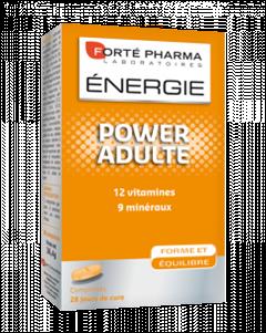 Forte Pharma Energy Power Adult Σύμπλεγμα Πολυβιταμινών 28tabs