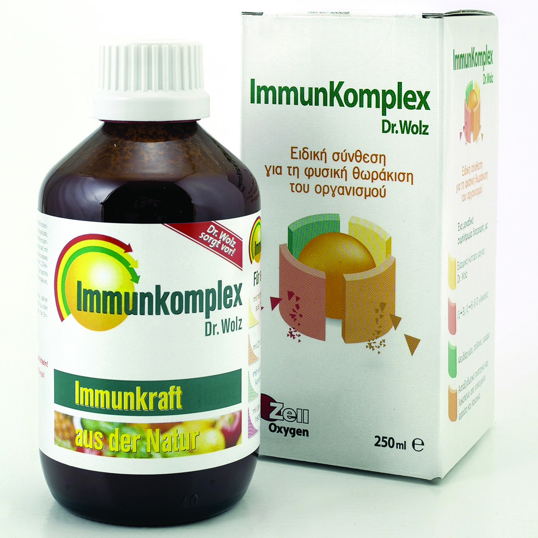 Power Health Immunkomplex Αμυνθείτε Στις Επιθέσεις Τού Χειμώνα 250ml
