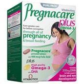 Vitabiotics Pregnacare Plus Συμβάλλει Στην Ενίσχυση Του Γυναικείου Οργανισμού Και Την Ομαλή Διεξαγωγή Της Εγκυμοσύνης 56caps