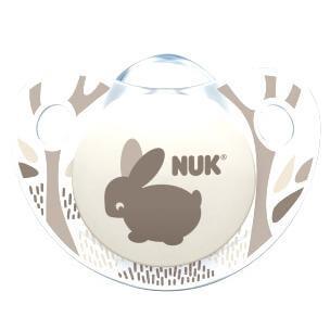 Nuk Trendline AdoreΠιπίλα Σιλικόνης Χωρίς BPA – Μέγεθος 3 (18-36 μηνών)