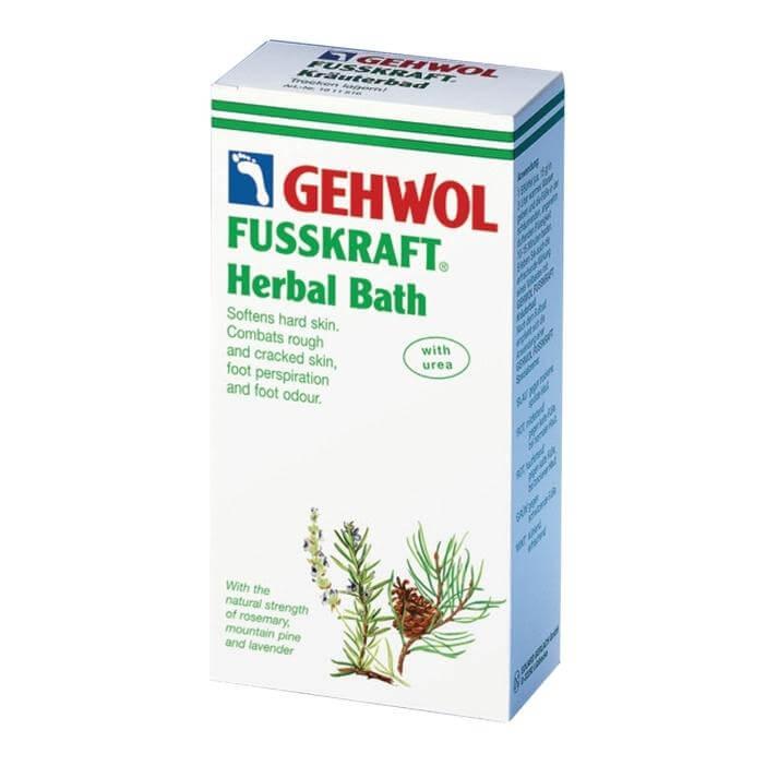 Gehwol Fusskraft Herbal Bath Ποδόλουτρο Με Αρωματικά Βότανα 400 gr