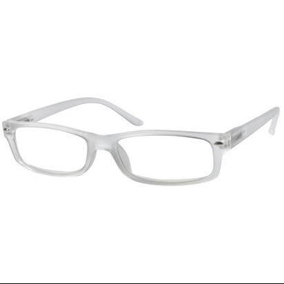 EyeLead Γυαλιά Πρεσβυωπίας από Καουτσούκ σε Διάφανο χρώμα E138 – 2,75