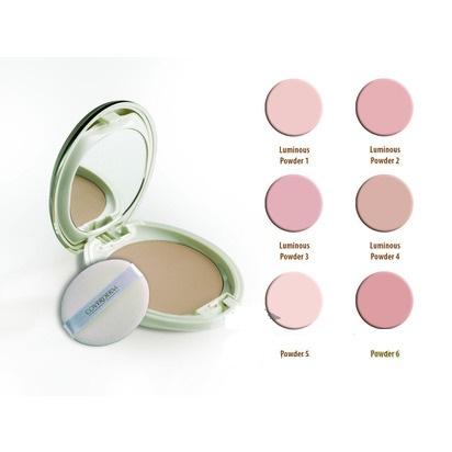 Coverderm Luminous Compact Powder Πανάδες Κηλίδες 10gr – Powder 2