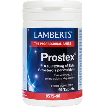 Lamberts Prostex Συμπλήρωμα Διατροφήςγια την Υγεία του Προστάτη 90tabs