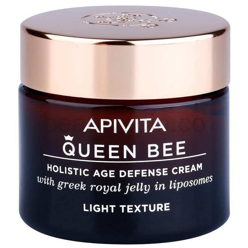 Apivita Πακέτο Προσφοράς Queen Bee Light Cream Kρέμα Ημέρας Ελαφριάς Υφής 50ml