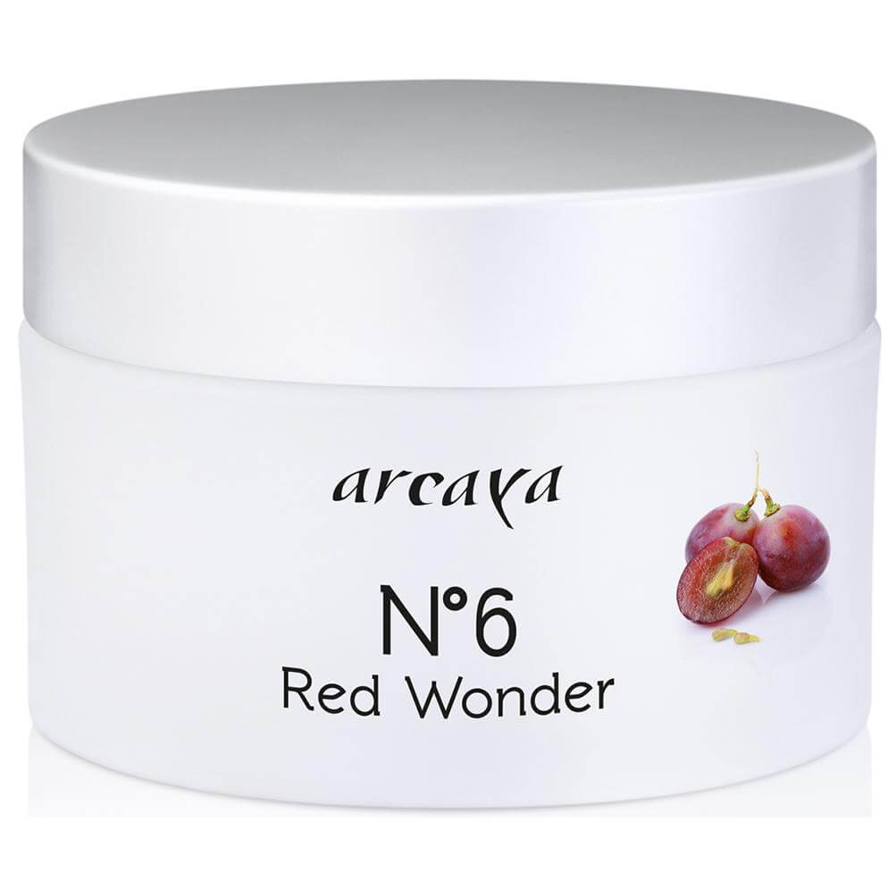 Arcaya No6 Red Wonder Cream Εξαιρετικά Απαλή Κρέμα Ειδικά Σχεδιασμένη για την Ευαίσθητη Επιδερμίδα με Ευρυαγγείες 100ml
