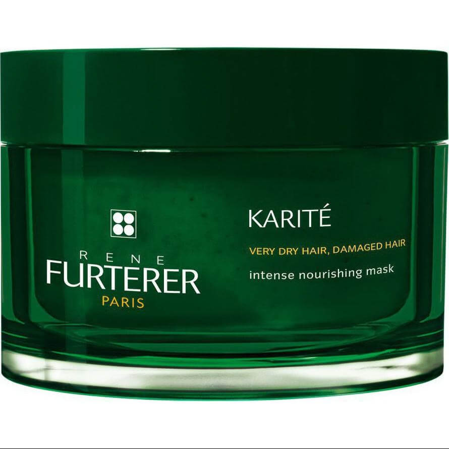 Rene Furterer Karite Ethique Creme Revital. Pot Κρέμα Εντατικής Αναζωογόνησης γι υγιεινή   μαλλιά   μαλακτικά μάσκες ελιξίρια μαλλιών