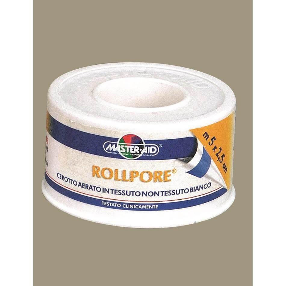 Master Aid Roll Por Ρολλό Χάρτινο – 5m X 2.5cm
