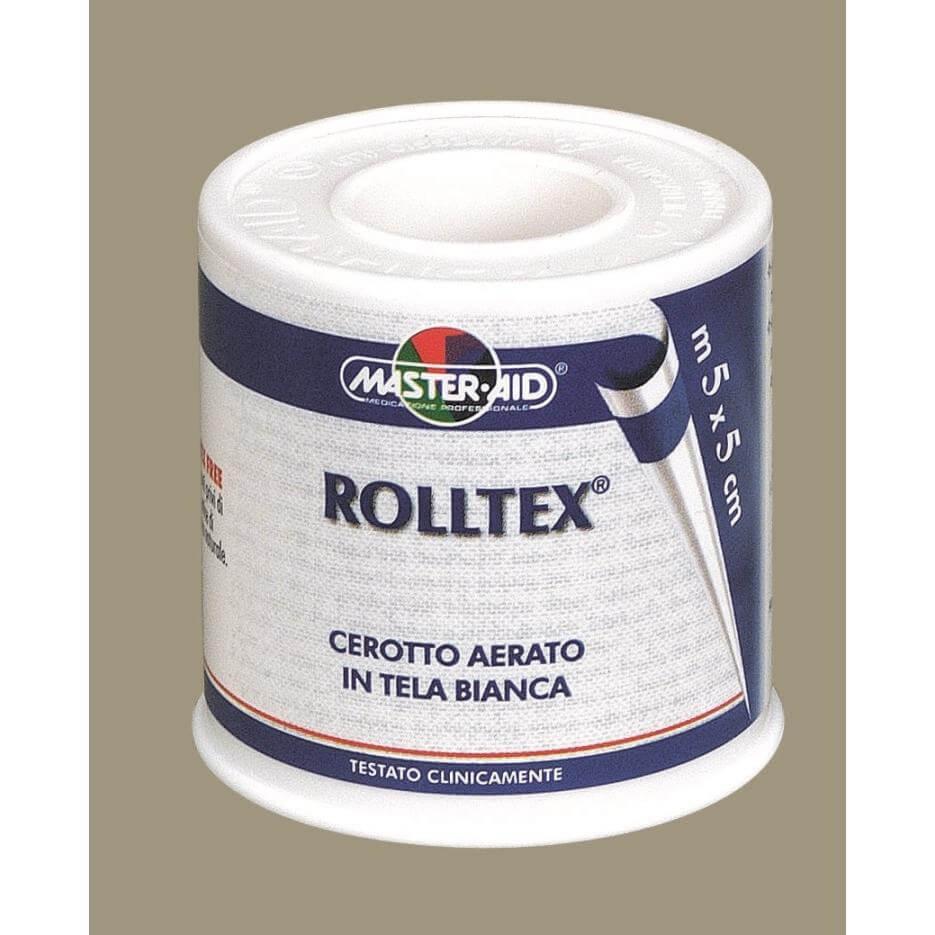 Master Aid Roll Tex Ρολλό Υφασμα Σε Λευκό Χρώμα – 5m X 5m