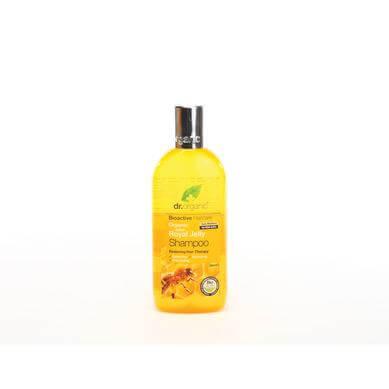 Dr Organic Organic Royal Jelly Shampoo Σαμπουάν Με Βιολογικό Βασιλικό Πολτό 265ml