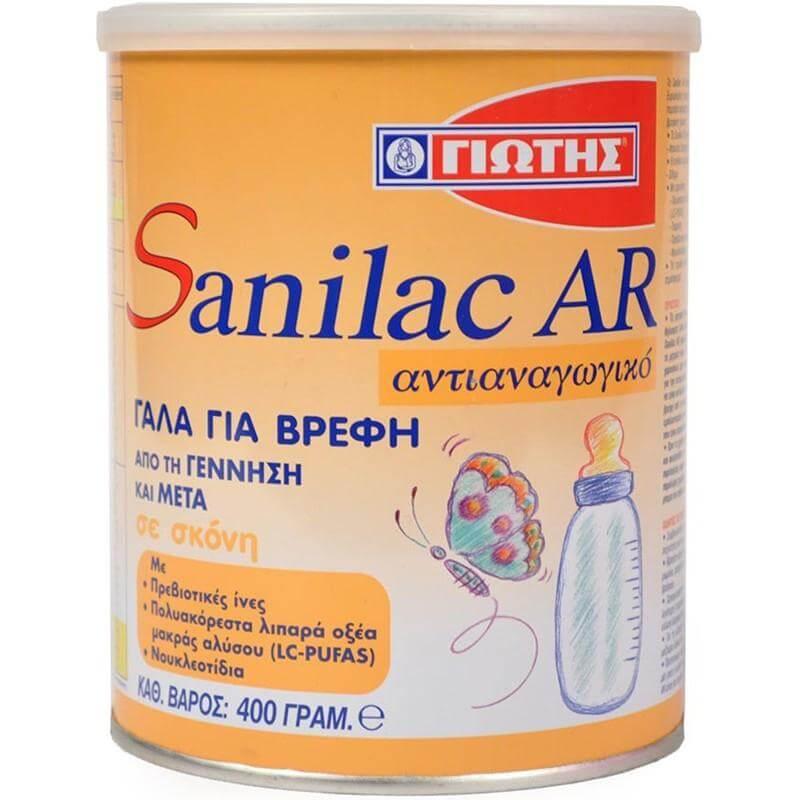 Sanilac AR 400gr