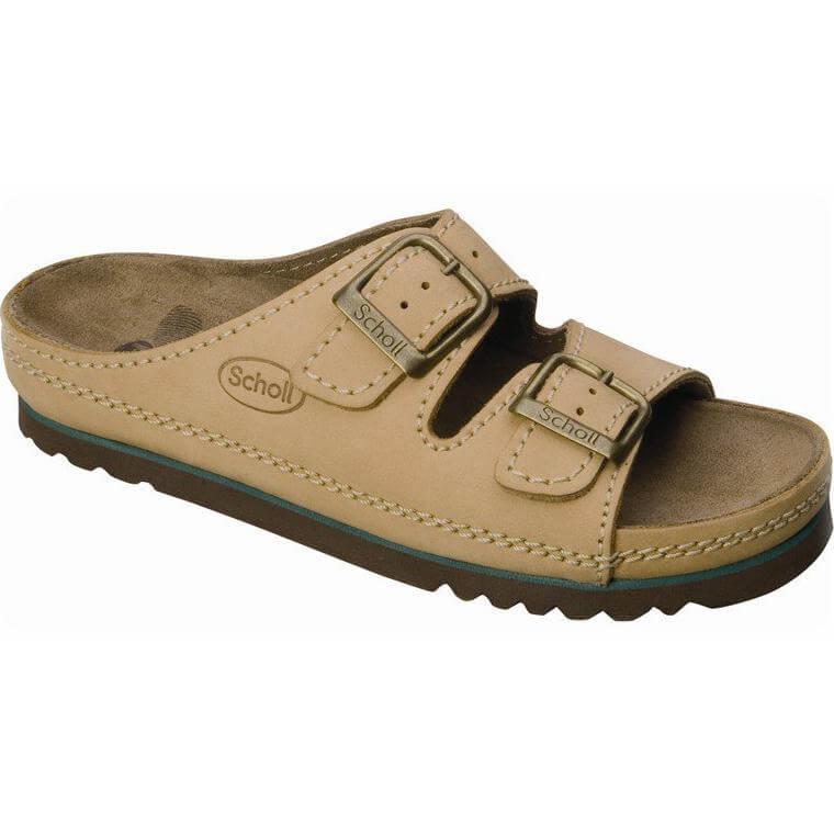 Dr Scholl Shoes AirBag Καφέ Ανδρικά Ανατομικά Παπούτσια που Χαρίζουν Σωστή Στάση & Φυσικό, Χωρίς Πόνο Βάδισμα 1 Ζευγάρι – 45