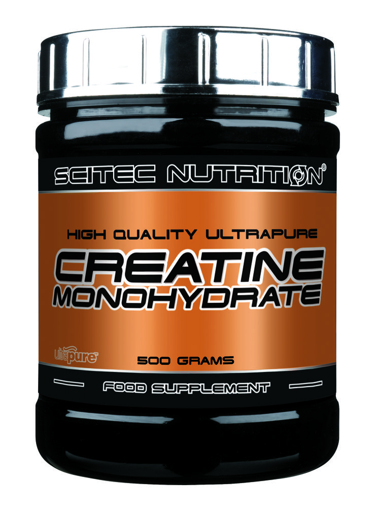 Scitec Nutrition 100% Creatine Monohydrate Μονοϋδρική Κρεατίνη – 500g