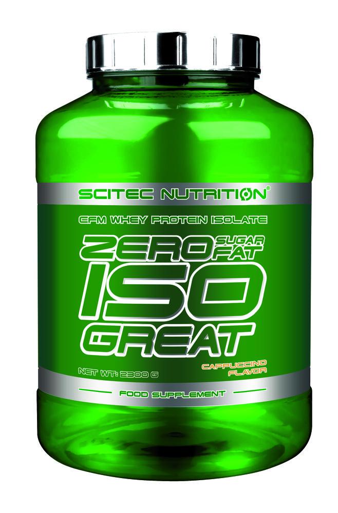 Scitec Nutrition Zero Isogreat – 2300g cappuccino
