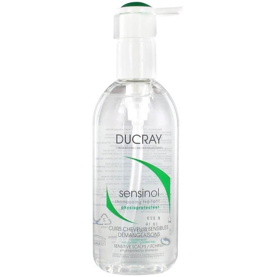 Ducray Sensinol Shampoo Σαμπουάν Αγωγής για Ευαίσθητο Τριχωτό Κεφαλής & Κνησμό 200ml