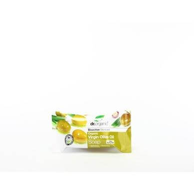 Dr Organic Organic Virgin Olive Oil Soap Σαπούνι με Βιολογικό Παρθένο Λάδι Ελιάς100gr