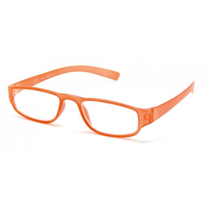 T-Vedo Fluo Arancione Εύκαμπτα Γυαλιά Πρεσβυωπίας Πορτοκαλί – +3.50