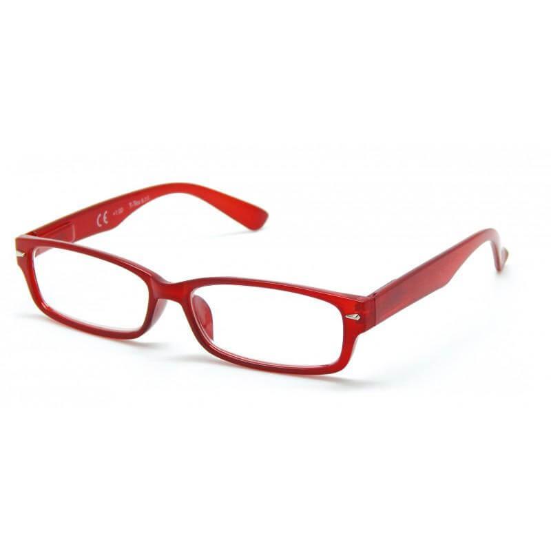 T-Vedo Shiny Rosso Γυαλιά Πρεσβυωπίας Κόκκινο – +1.00