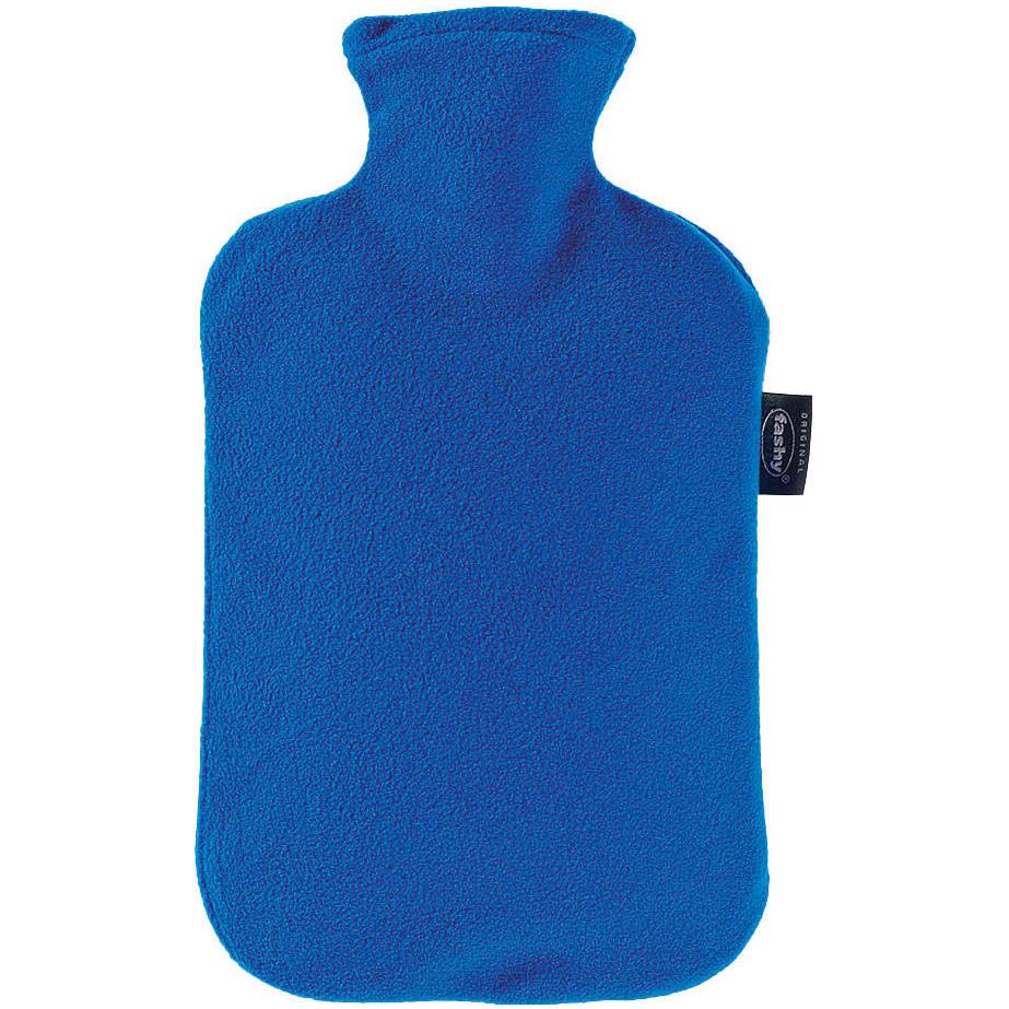 Fashy Θερμοφόρα Νερού με Επένδυση Fleece Cover 2L 1 τεμάχιο - κόκκινο φαρμακείο   πιεσόμετρα   θερμόμετρα   ηλεκτρικές συσκευές   θερμοφόρες   ηλ  κου