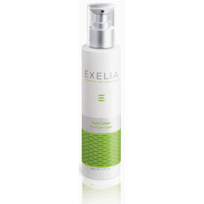 Exelia Tonic Lotion (for all skin types) Τονώστε Το Δέρμα Σας , Απομακρύνετε Το Μακιγιάζ 200ml