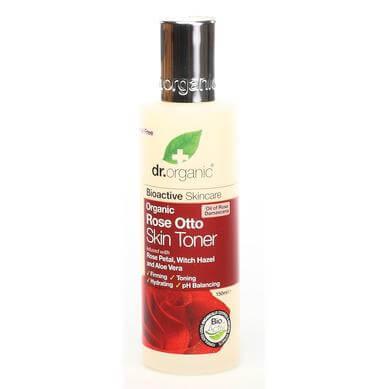 Dr Organic Organic Rose Otto Skin Toner Τονωτική Λοσιόν με Βιολογικό Έλαιο Τριαντάφυλλου 150ml