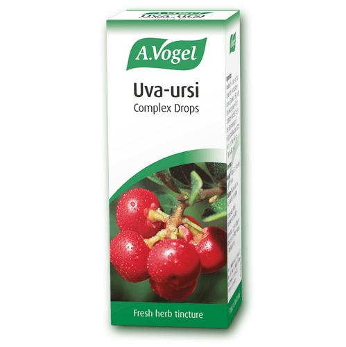 A.Vogel Uva-ursi Διατήρηση Της Υγείας Του Ουροποιητικού Συστήματος Και Της Ουροδόχου Κύστης 50ml