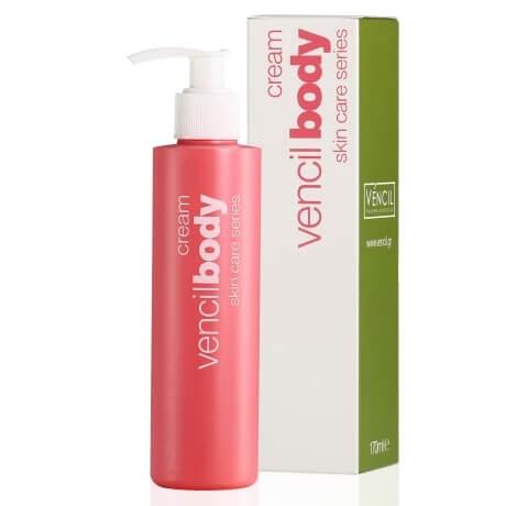 Vencil Body Cream Κρέμα Σώματος Βαθιάς Θρέψης &Ενυδάτωσης170ml