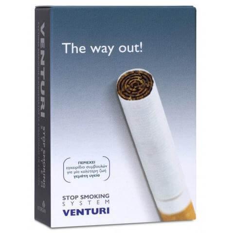 Venturi Stop Smoking System Επαναστατικό Σύστημα Σταδιακής Διακοπής Καπνίσματος, σετ   δώρα  amp  προσφορές pharm24 gr   promos   venturi   δώρο nutralead multi