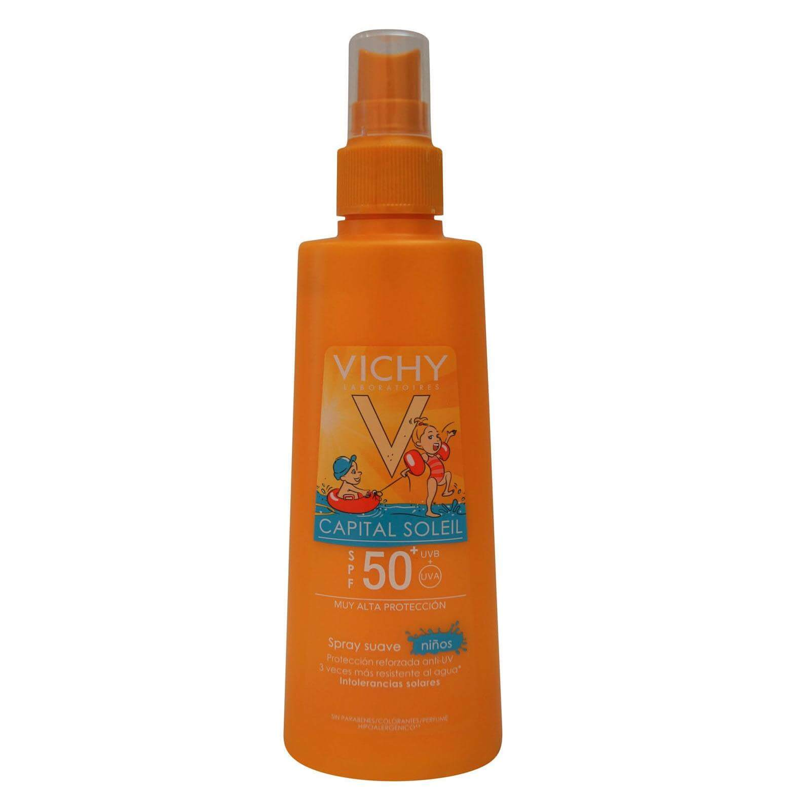 Vichy Capital Ideal Soleil Παιδικό Αντιηλιακό Spray SPF50+ 200ml
