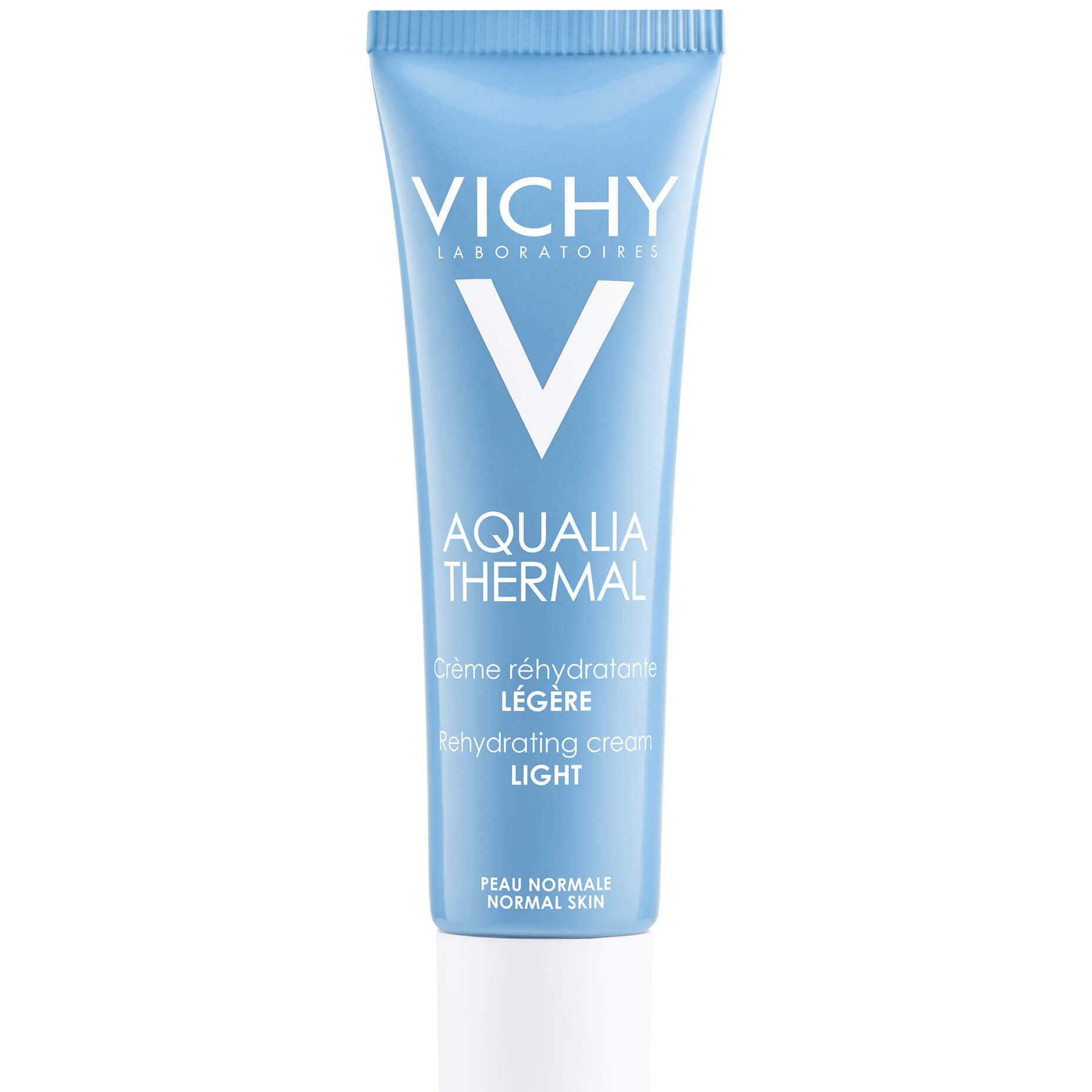 Vichy Aqualia Thermal Legere Rehydrating Cream Ενυδατική Κρέμα ΗμέραςΕλαφριάς Υ ομορφιά   ενυδάτωση προσώπου   ενυδάτωση ημέρας