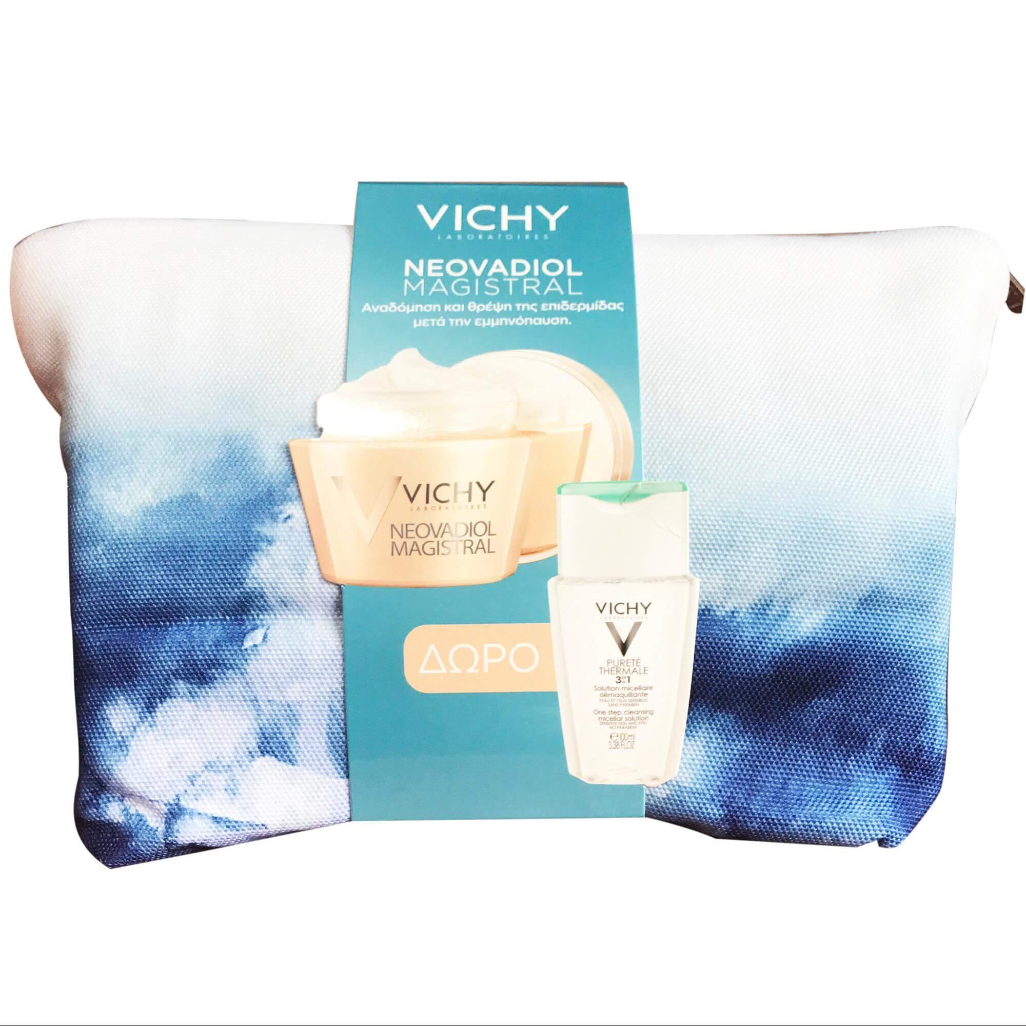 Vichy Πακέτο ΠροσφοράςNeovadiol Magistral 50ml & ΔώροPurete Thermale 3-in-1 100ml & Neovadiol Elixir 3ml
