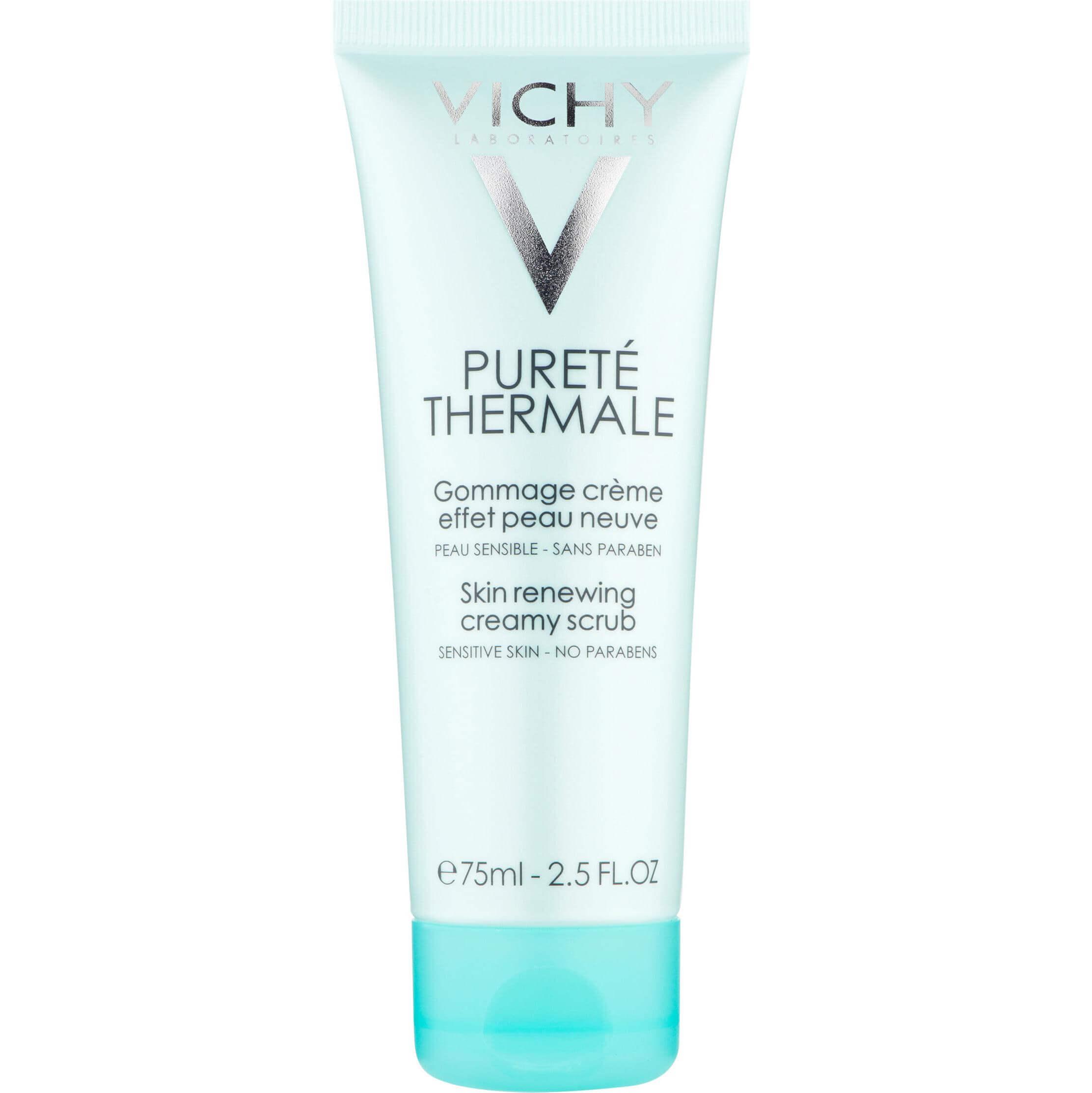 Vichy Purete Thermale Exfoliant Creme Κρέμα Απολέπισης 75ml