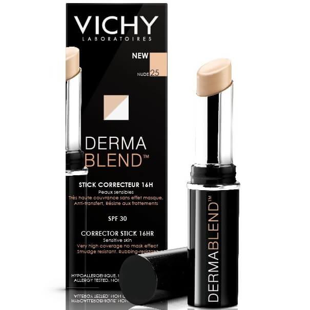 Vichy Dermablend Stick Ultra Correcteur Κάλυψη των Ατελειών και Ομοιόμορφο Χρώμα 4.5g – 35 sand