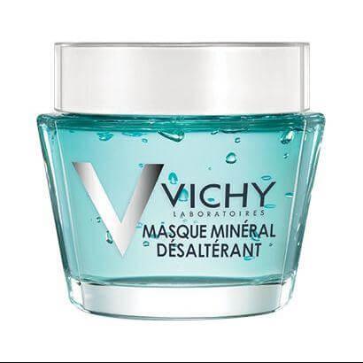 Vichy Masque Mineral Desalterant Μάσκα Ενυδάτωσης & Καταπράϋνσης 75ml