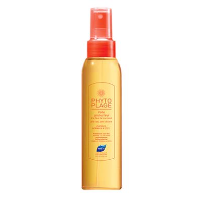 Phyto VOILE PROTECTEUR PHYTOPLAGE Αντηλιακό σπρέι προστασίας μαλλιών Κανονικά-ξηρά μαλλιά 125ml