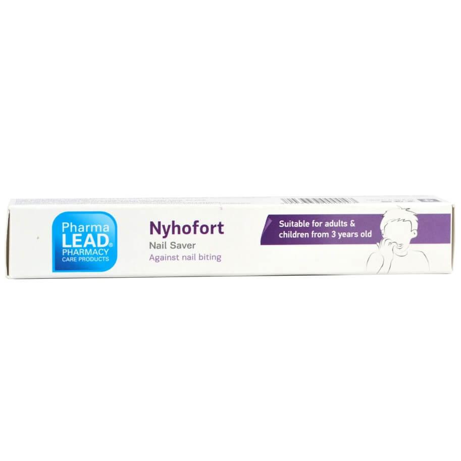 Pharmalead Nyhofort Nail Saver Κατά της Ονυχοφαγίας 10ml