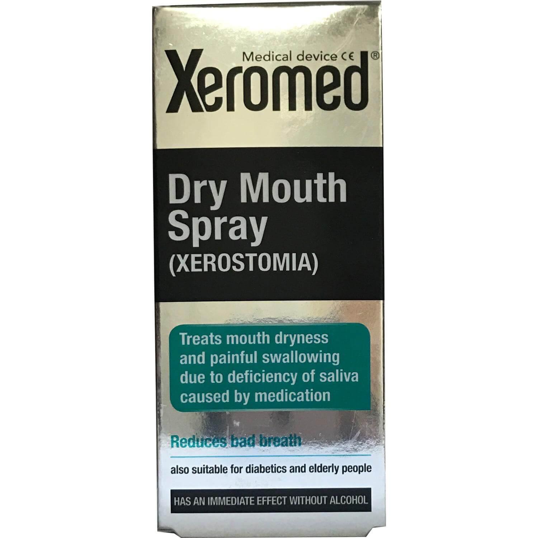 Xeromed Dry Mouth Spray (Xerostomia) Spray για το Ξηρό Στόμα (Ξηροστομία) 20ml