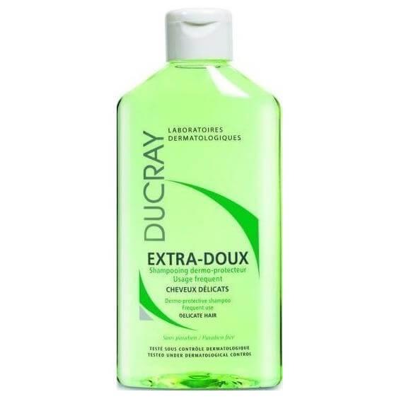 Ducray Extra-Doux Δερμοπροστατευτικό Σαμπουάν Συχνής Χρήσης για Ευαίσθητα Μαλλιά – 200ml
