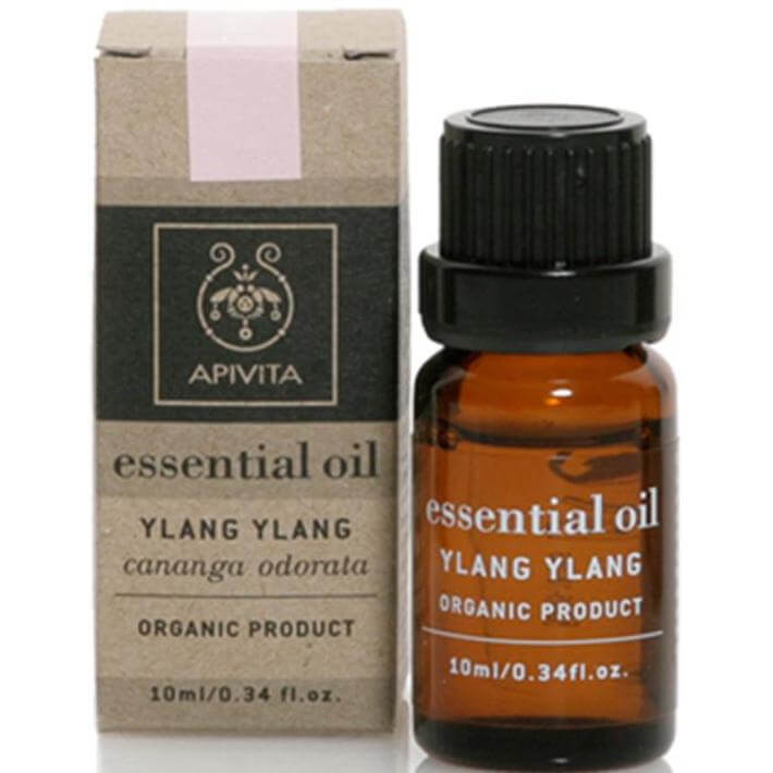 Apivita Essential Oil Υλάνγκ Υλάνγκ 10ml