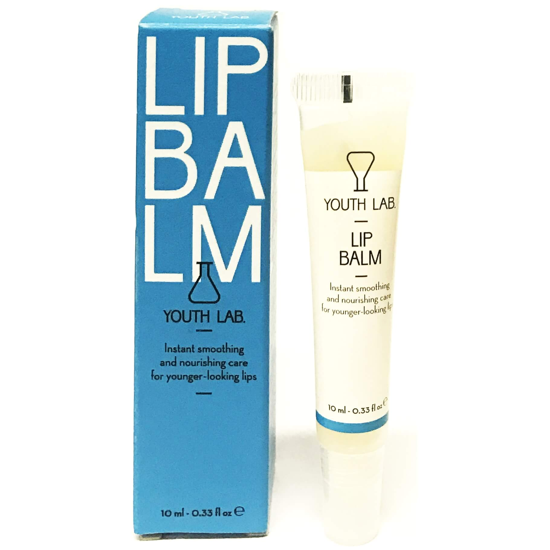 Youth Lab. Lip Balm Instant Smoothing & Nourshing Care for Younger – Looking Lips Ενυδατικό Balm Χειλιών Όμορφα Χείλη 10ml